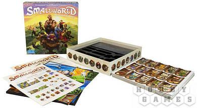 Настольная игра Small World: Маленький мир, фото 2
