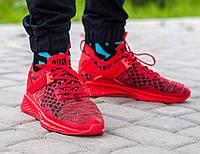 Мужские кроссовки Puma Ignite Evoknit, красные