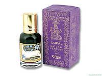 Натуральное масло - парфюм / Шафран /, Magic of India 10 мл.