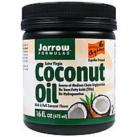 Jarrow Formulas, Органическое кокосовое масло Extra Virgin, (473 г)