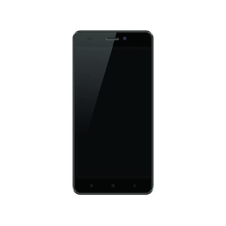 """Смартфон Bravis A503 JOY 4 ядра 5"""" 1/8Gb чёрный"""