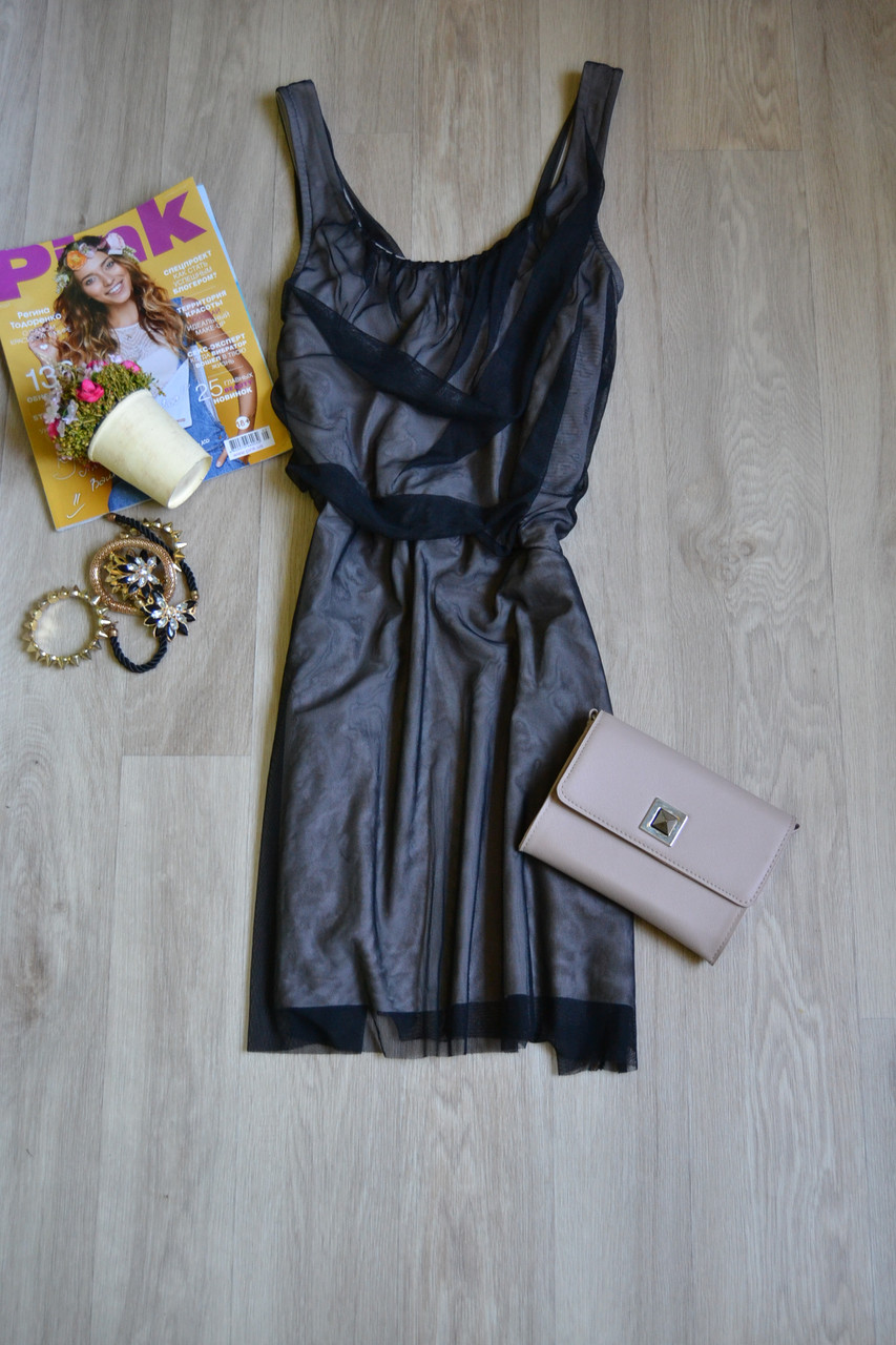 Фатиновое платье Topshop