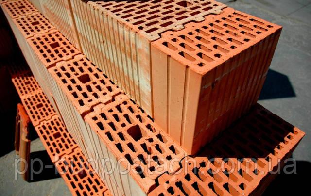 Керамічні блоки для будівництва будинку плюси і мінуси
