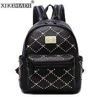 Рюкзак женский кожзам городской XikeMedi Diamond