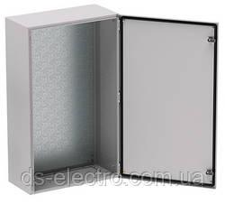 Навесной шкаф серии ST, корпус сварной, IP 65, DKC