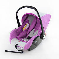 Автокресло TILLY Sparky T-511 PURPLE 0+