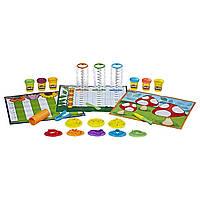 Обучающий и развивающий набор Play-Doh Shape and Learn Make and Measure! От 2х лет!