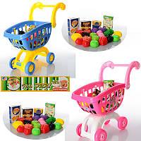 Тележка супермаркет продукты 9639-85-86
