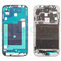 Рамка для дисплея (экрана) Samsung i9500 Galaxy S4 (white) Original