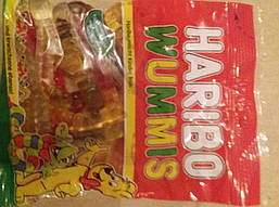 Haruibo жевальные конфеты.большая упаковка100гр.Германия.