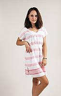 Платье пляжное Barine - Fine Cotton Dress Mercan оранжевый
