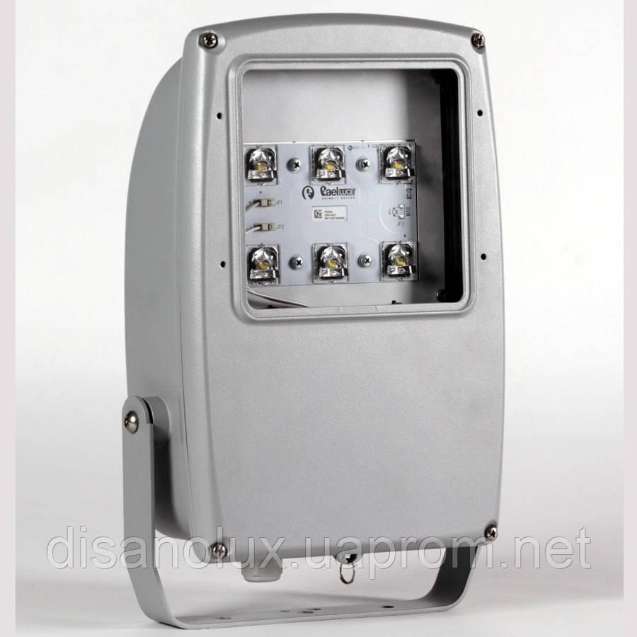 LED  Прожектор FAEL LUCE 50вт MACH3LED EASY ASY: 52° ASIMMETRICA