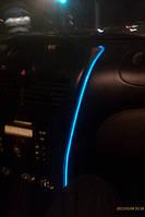 Электролюминесцентный провод(холодный неон) на практике