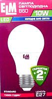 Светодиодная лампа ELM led B60 10W PA10L E27 4000