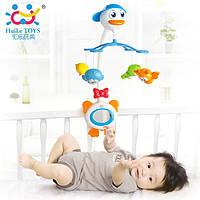 Музыкальный мобиль Huile Toys Лебедь 858, Huile Toys