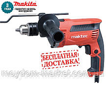 Дрель ударная Maktec by Makita MT814 (710Вт)