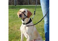 TRIXIE Учебная петля для собак, черный, 28см, 17см, 21см