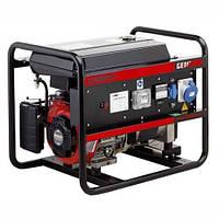 Бензиновый генератор однофазный с электростартером GENMAC 10000RE