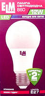 Лампа экономная LED ТМ ELM led B60 12W PA10 E27 4000