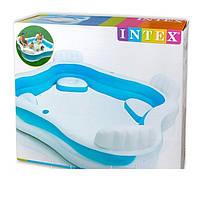 Семейный надувной бассейн в дом Intex, фото 1