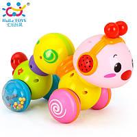 """Игрушка Huile Toys """"Музыкальная гусеничка"""" (997), Huile Toys"""