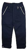 Котоновые брюки для мальчиков оптом ,Grace, 98-128 рр., Арт. B60657