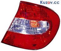 Фонарь задний Toyota Camry V30 '02-04 левый (DEPO) америк. версия, 4 лампы 212-19G3L-U