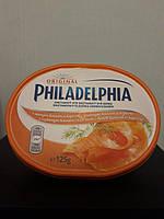 Сыр Philadelphia с лососем и укропом, 125 г