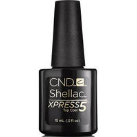 CND Shellac Xpress 5 Top Coat 15 мл