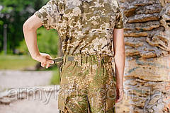 Детский военный костюм для мальчиков Киборг камуфляж ВАРАН, фото 3