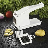 Машинка для нарезки картофеля фри, измельчитель овощей Картофелерезка Potato Chipper, фото 1