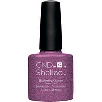 СND Shellac Butterfly Queen