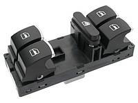 VW Caddy 04-11 КОМБИНИРОВАННЫЙ переключатель стеклоподъемника кнопки панель регулятор