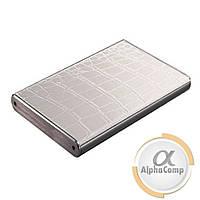 """Карман для HDD 2.5"""" USB 2.0 + eSata 3QHDD-E225-EW внешний (металлический кейс)"""