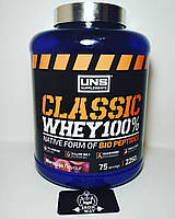 UNS CLASSIC WHEY 100% 2250 g