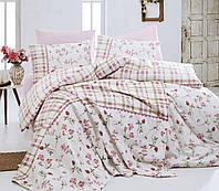 Летнее постельное белье Cotton Life Pike евро