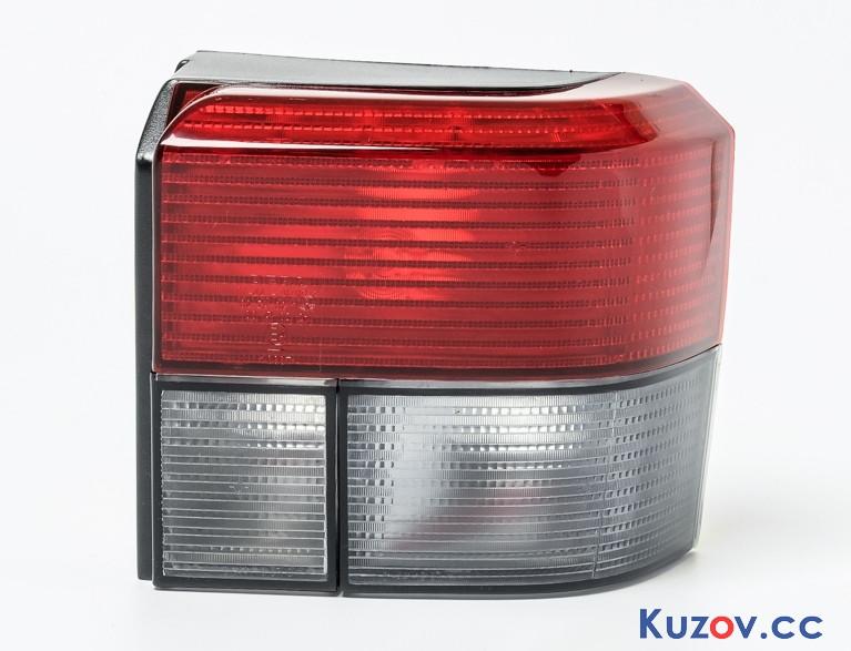 Фонарь задний VW T4 91-03 правый (Depo) красно-дымчатый 441-1919R-UE-SR 70194509501C