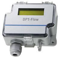 Канальный датчик расхода воздуха DPT Flow-1000-D