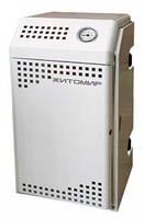 Парапетный газовый котел отопления Житомир-М АДГВ 7 СН с водяным контуром двухконтурный