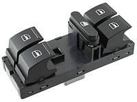 VW Caddy III 2011-  Выключатель стеклоподъемника комбинированный панель кнопки регулятор