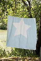 Детский плед накидка Barine 130х170 - North Star Throw Blue