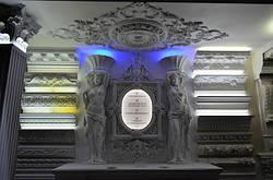 Модні тенденції у використанні пінополістирольної і гіпсової ліпнини