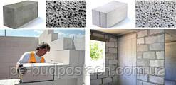 Какие бывают газосиликатные блоки