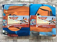 Флисовые пледы Planes от Disney 120/150 р. Супер цена!