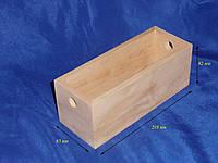 Короб деревянный для специй 21.039