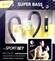 Наушники Super Bass MD-612, фото 1