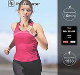 Смарт годинник - розумні годинник телефон Smart Watch Z60 залізний ремінець ЧОРНІ SKU0000775, фото 9