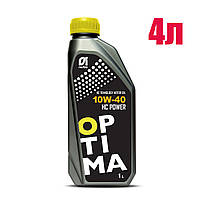 Моторное масло Nestro 10w40 Optima HC Power 4л