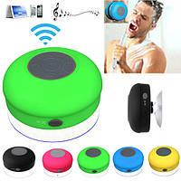 Водонепроницаемая Bluetooth MP3-колонка для душа - Waterproof Wireless Bluetooth Shower Speaker BTS-06