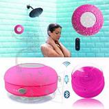 Водонепроницаемая Bluetooth MP3-колонка для душа - Waterproof Wireless Bluetooth Shower Speaker BTS-06, фото 8